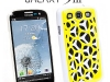 thumbs samsung galaxy s3 handy case Samsung Galaxy S3 u. Apple iPhone 4   Neue Numerva Handy Cases